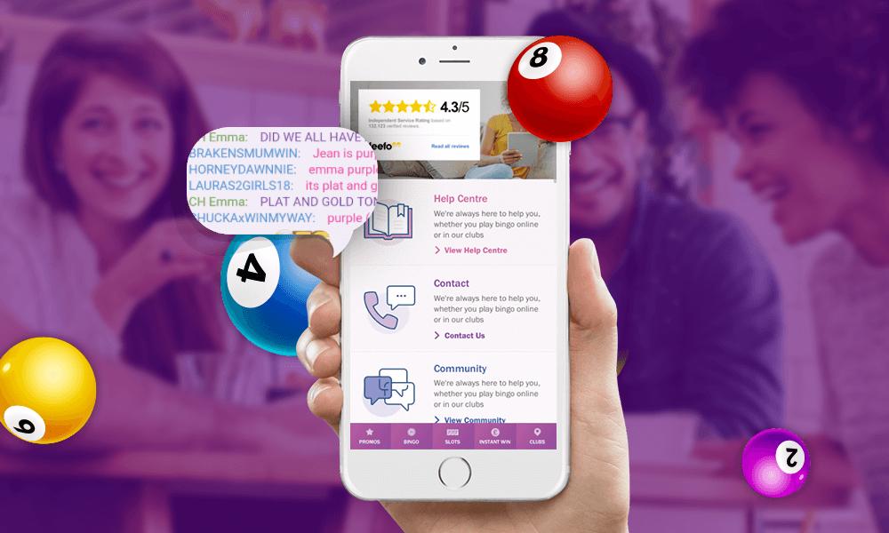 Mecca Bingo Live Chat Support