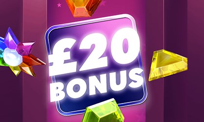 £20 bonus to play any game